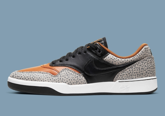 "The Nike SB GTS Pays Homage To The Timeless ""Safari"""