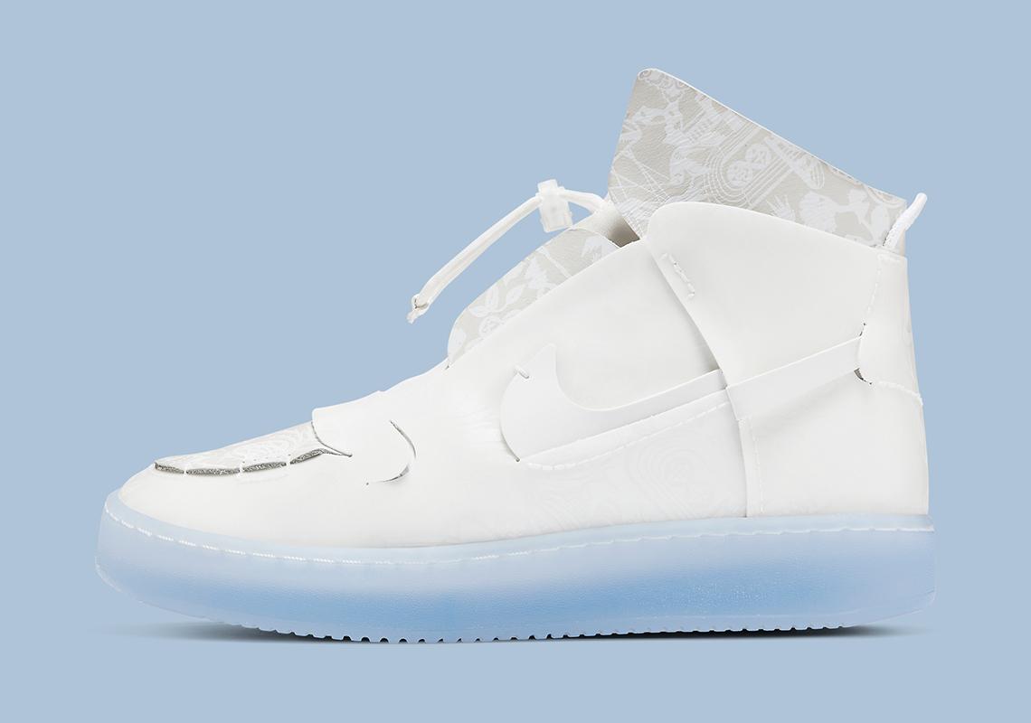 Nike Air Foamposite One Alternate Galaxy Black T To infinity ...