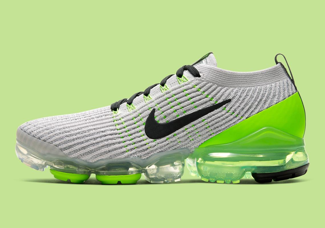Nike Vapormax Flyknit 3 Volt AJ6900 011 Release Info