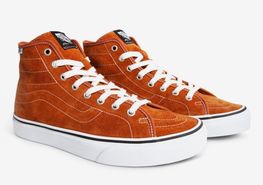 Noah NY Releases A Vans Sk8-Hi Decon Collaboration In Two Colorways