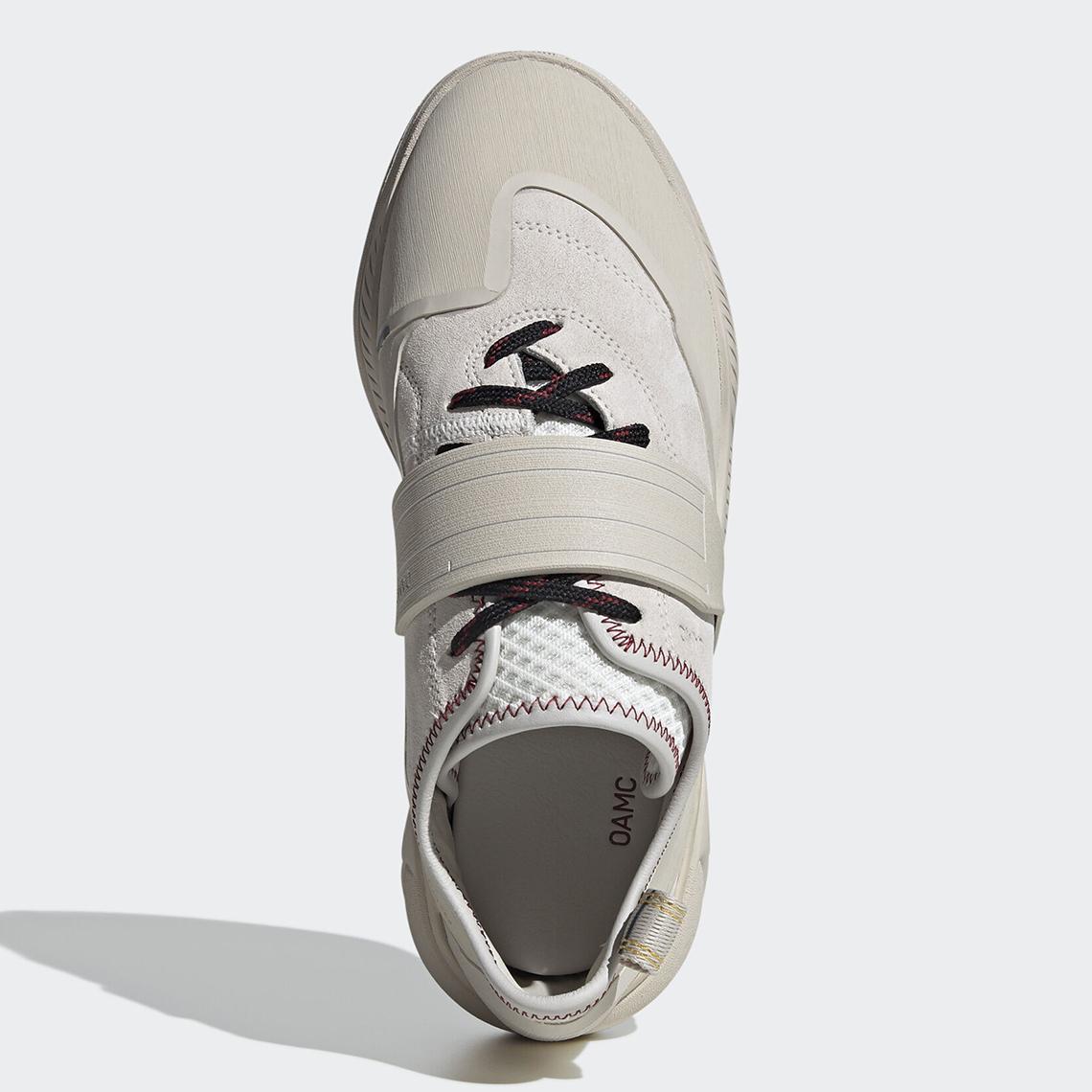 Oamc Adidas Type 01 Type 02 Grey White Release Info