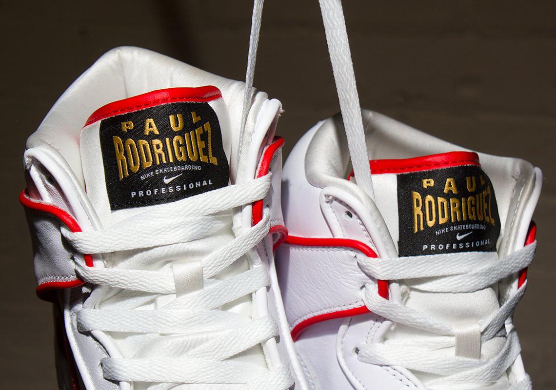 "Where To Buy The Nike SB Dunk High ""P-Rod"""