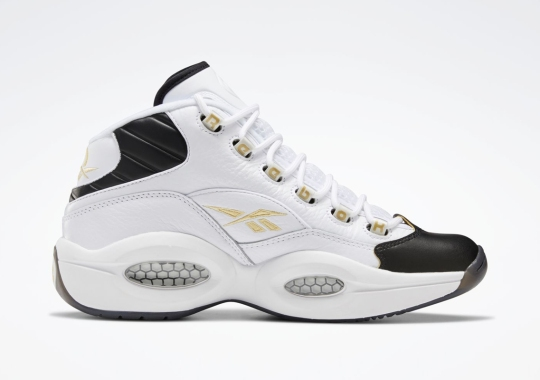 """Reebok To Release A Question Mid """"Black Toe"""""""