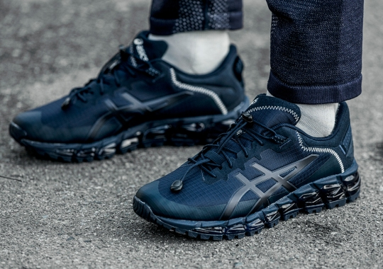 Reigning Champ Joins ASICS For A Vancouver-Inspired Collection Of Running Staples