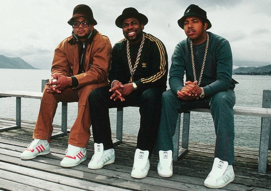 Run D.M.C. x adidas Superstar Rumored For April 2020 Release