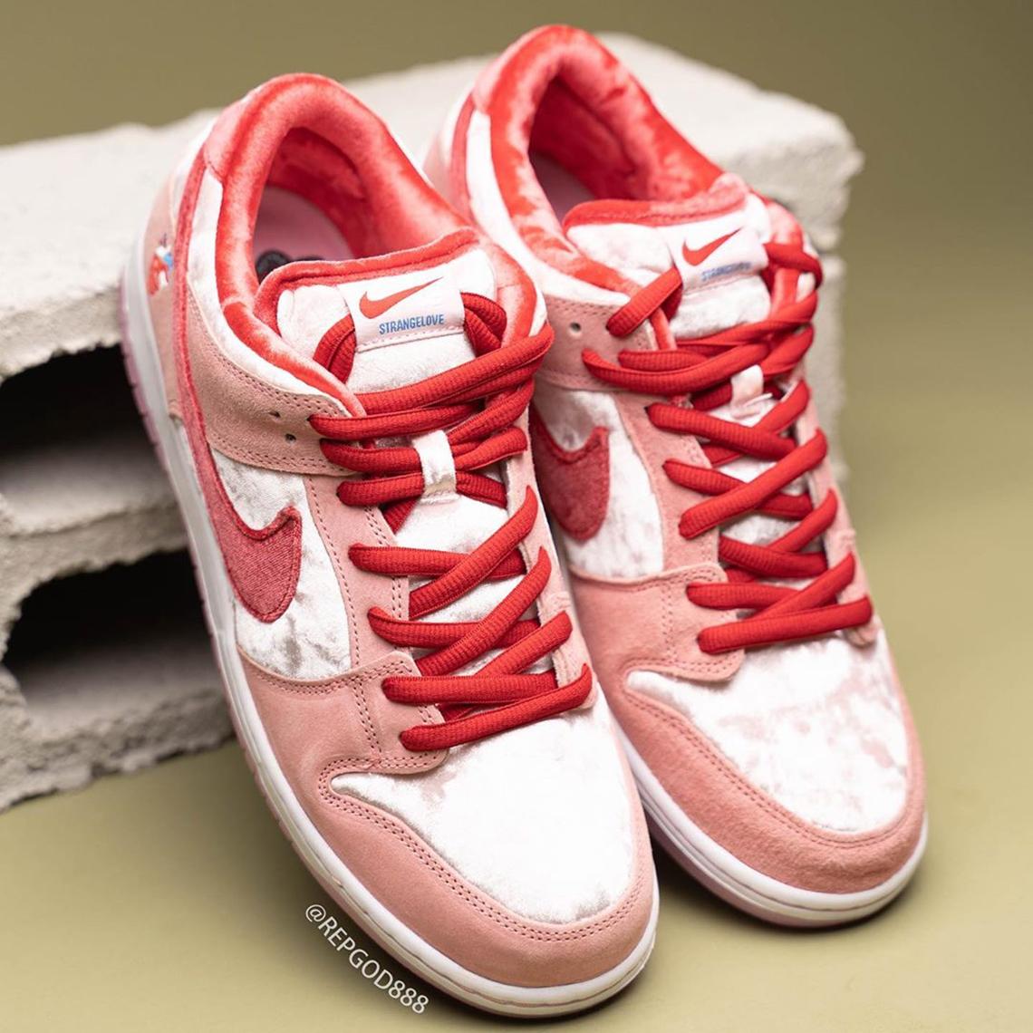 StrangeLove Nike SB Dunk Low CT2552-800 Release Info ...