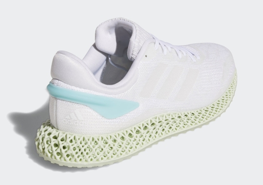 Parley For The Oceans And adidas Release A 4D Run Inspired By Miami