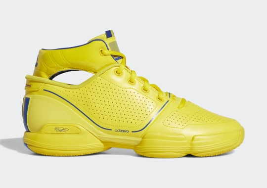 "The adidas D Rose 1 ""Simeon"" Is Getting A Retro Release"