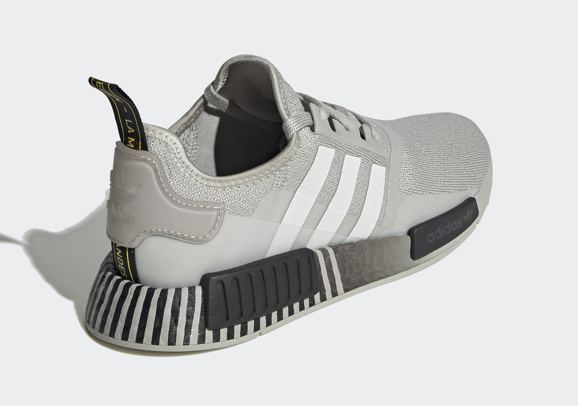 Adidas NMD R1 Runner Core Black Mint Women's BY9951