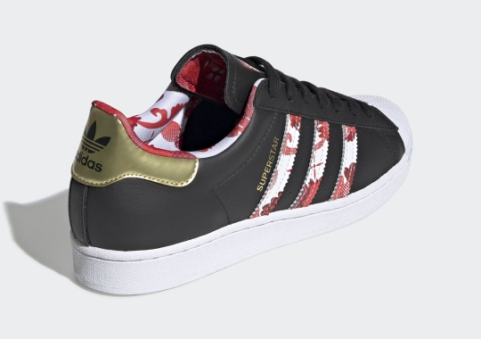 On Its 50th Anniversary, Here's How The adidas Superstar Is Celebrating Chinese New Year