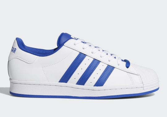 The Superstar Meets Forum In Latest Blend By adidas