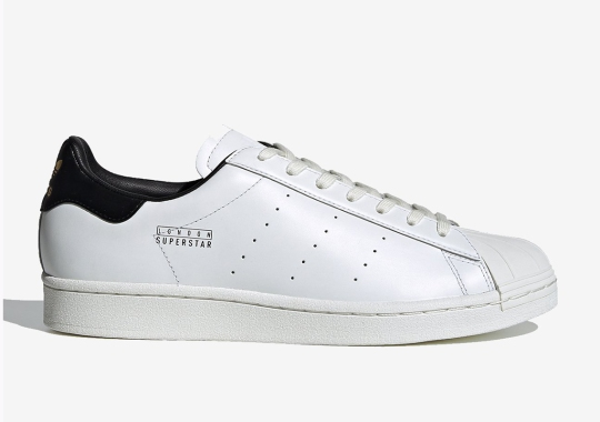 adidas Honors London With A Premium Superstar Pure