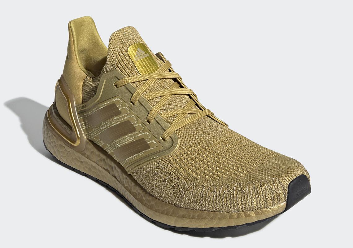 ultra boost gold