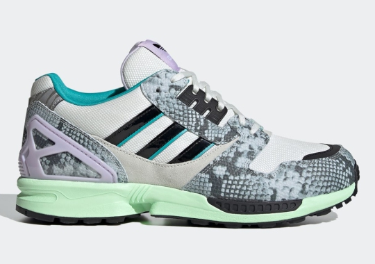 "The adidas ZX 8000 ""Lethal Nights"" Collection Expands With Hits Of Pastel"