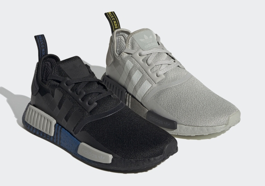 adidas Presents New Colorblocking Styles On The NMD R1