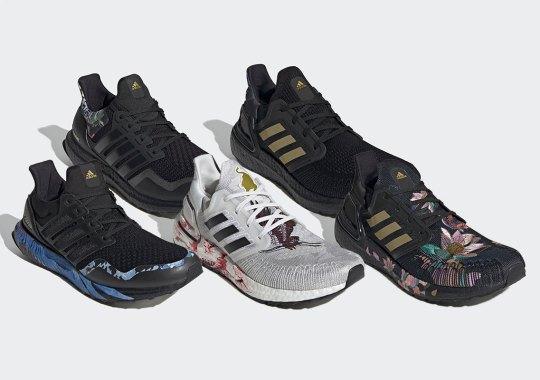 The Complete adidas Ultra Boost Collection For Chinese New Year 2020 Releases On January 24th