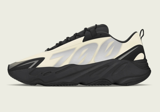 "adidas Yeezy Boost 700 MNVN ""Bone"" Expected To Release In Spring 2020"