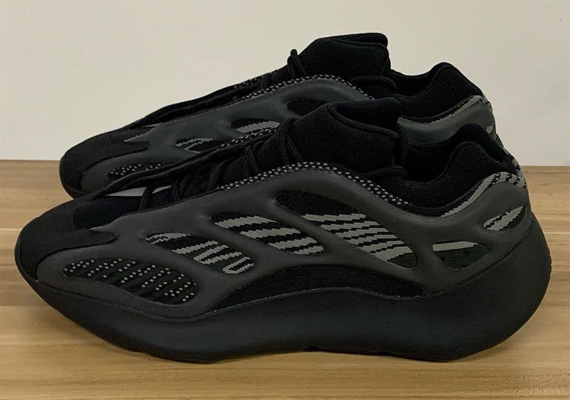 adidas Yeezy 700 v3 Black - Release Info | SneakerNews.com