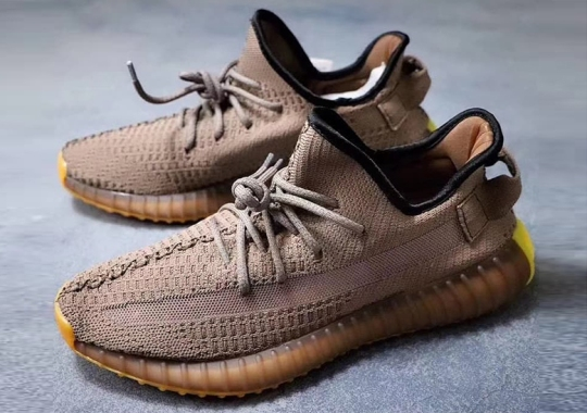 "First Look At The adidas Yeezy Boost 350 v2 ""Earth"""
