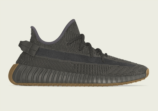 "adidas Yeezy Boost 350 v2 Revealed In New ""Cinder"" Colorway"