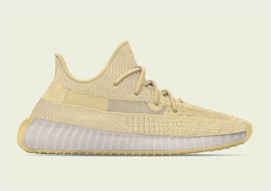 "adidas Yeezy Boost 350 v2 ""Flax"" Revealed"