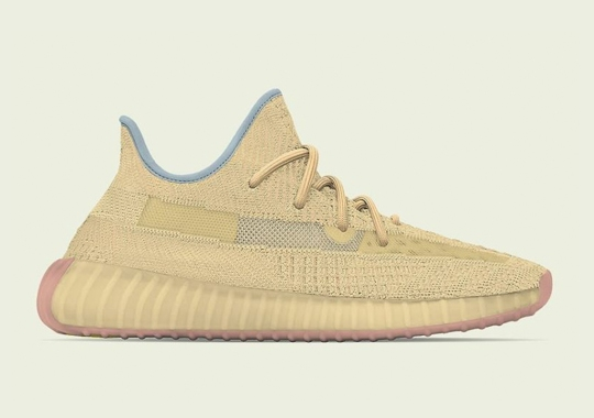 "adidas Yeezy Boost 350 v2 ""Linen"" Revealed"
