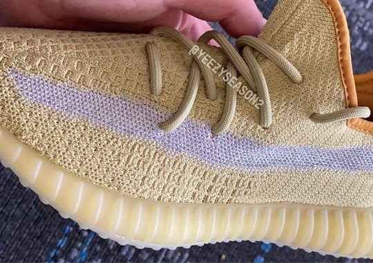 "First Look At The adidas Yeezy Boost 350 v2 ""Sulfur"""