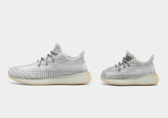 "Up Close With The adidas Yeezy Boost 350 v2 ""Yeshaya"" For Kids And Infants"