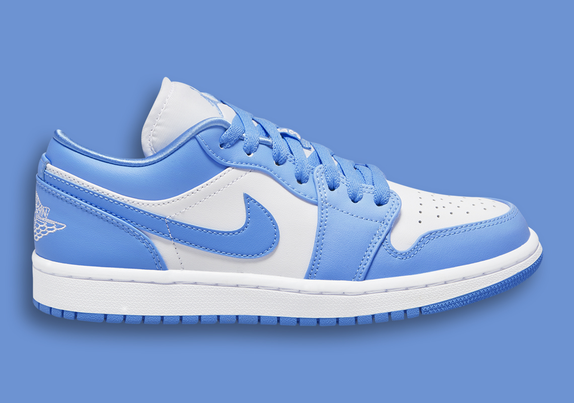 Air Jordan 1 Low Unc Ao9944 441 Release Info Sneakernews Com