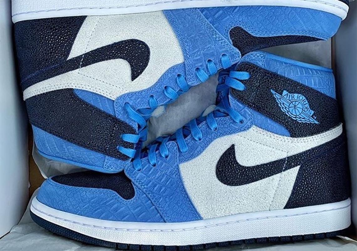 Air Jordan 1 Retro High PE UNC | SneakerNews.com