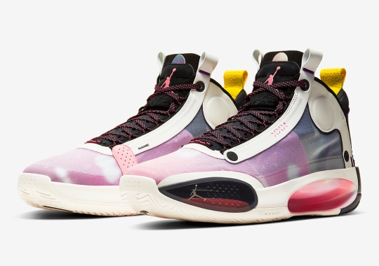 """The Air Jordan 34 SE """"Paris"""" Is Limited To Only 500 Pairs"""