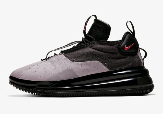 """The Nike Air Max 720 Waves """"Silver Lilac"""" Is Available Now"""