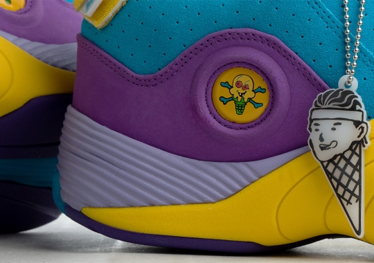 BBC Ice Cream's Next Reebok Answer V Releases On February 1st