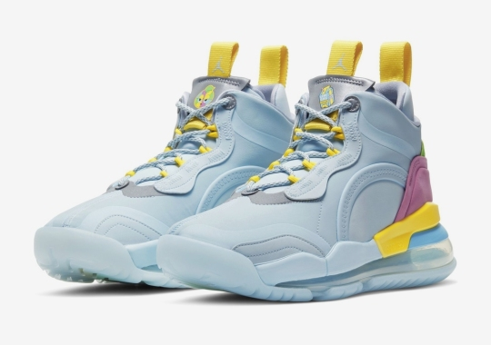 Cole Bennett's Lyrical Lemonade Collaborates With Jordan Brand On The Aerospace 720