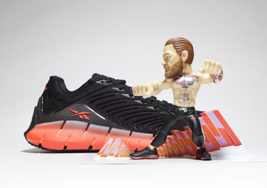 Conor McGregor And Reebok Reveal Shoe Collaboration Ahead Of Fighter's Big Comeback