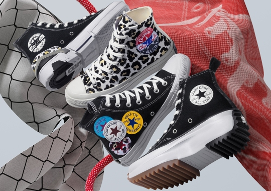 "Converse Unveils Their ""Twisted"" Classics Collection For Spring 2020"