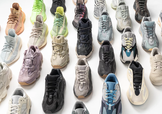 Stadium Goods Looks Back At Every adidas Yeezy Release Of 2019