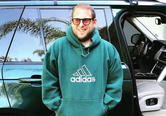 Jonah Hill And adidas To Drop First Sneaker Collaboration In 2020