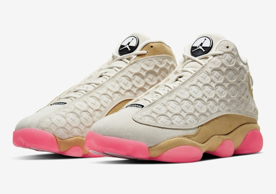 "Where To Buy The Air Jordan 13 ""Chinese New Year"""