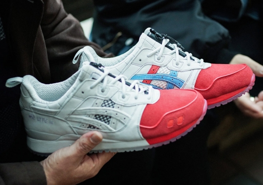 mita and ASICS Celebrate The 30th Anniversary Of GEL-Lyte III