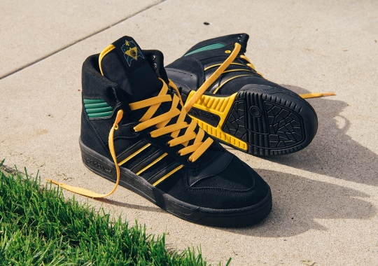 Na-Kel Smith Gets His Own adidas Rivalry Hi OG