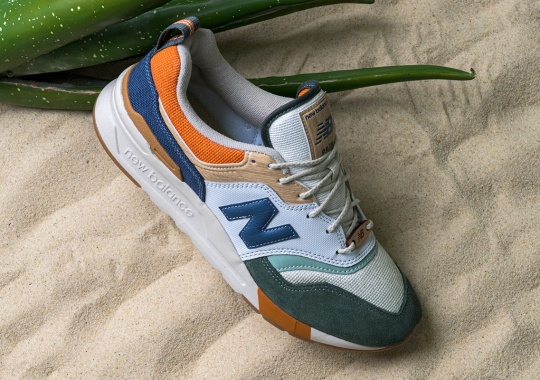 """The New Balance 997H """"Spring Hike"""" Pack Is Available Now"""