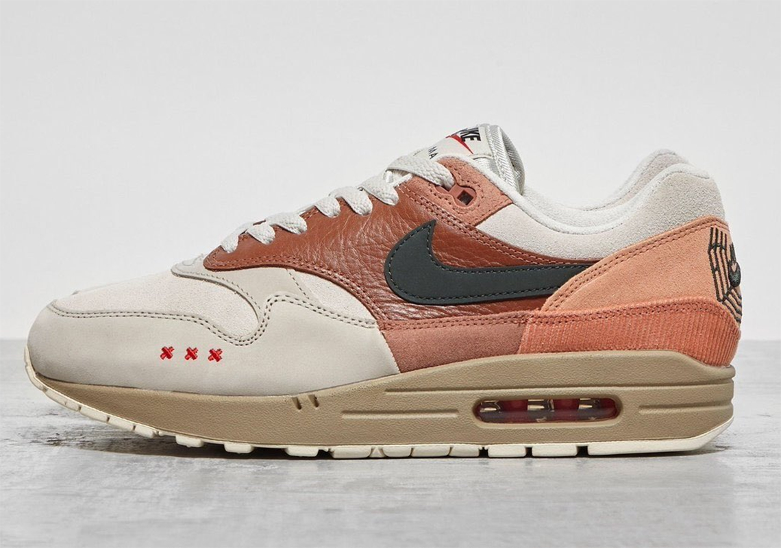 Nike Air Max 1 City Pack London Amsterdam Release Date SBD