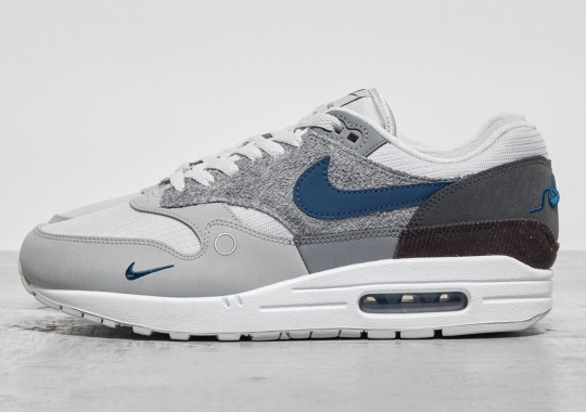 "The Nike Air Max 1 ""City Pack"" Honors London And Amsterdam"