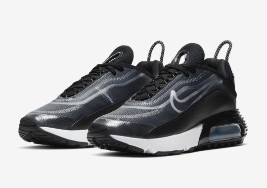 First Look At The Nike Air Max 2090