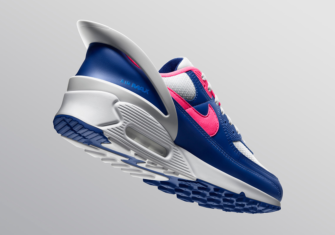 Nike Air Max 90 Flyease CV0526-101 Release Date | SneakerNews.com