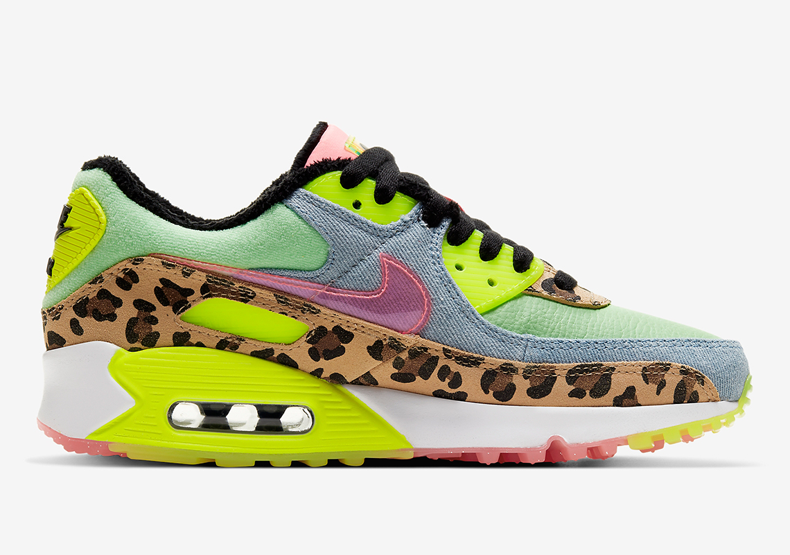 Nike Air Max 90 LX Lady 898512 007 Stand sk