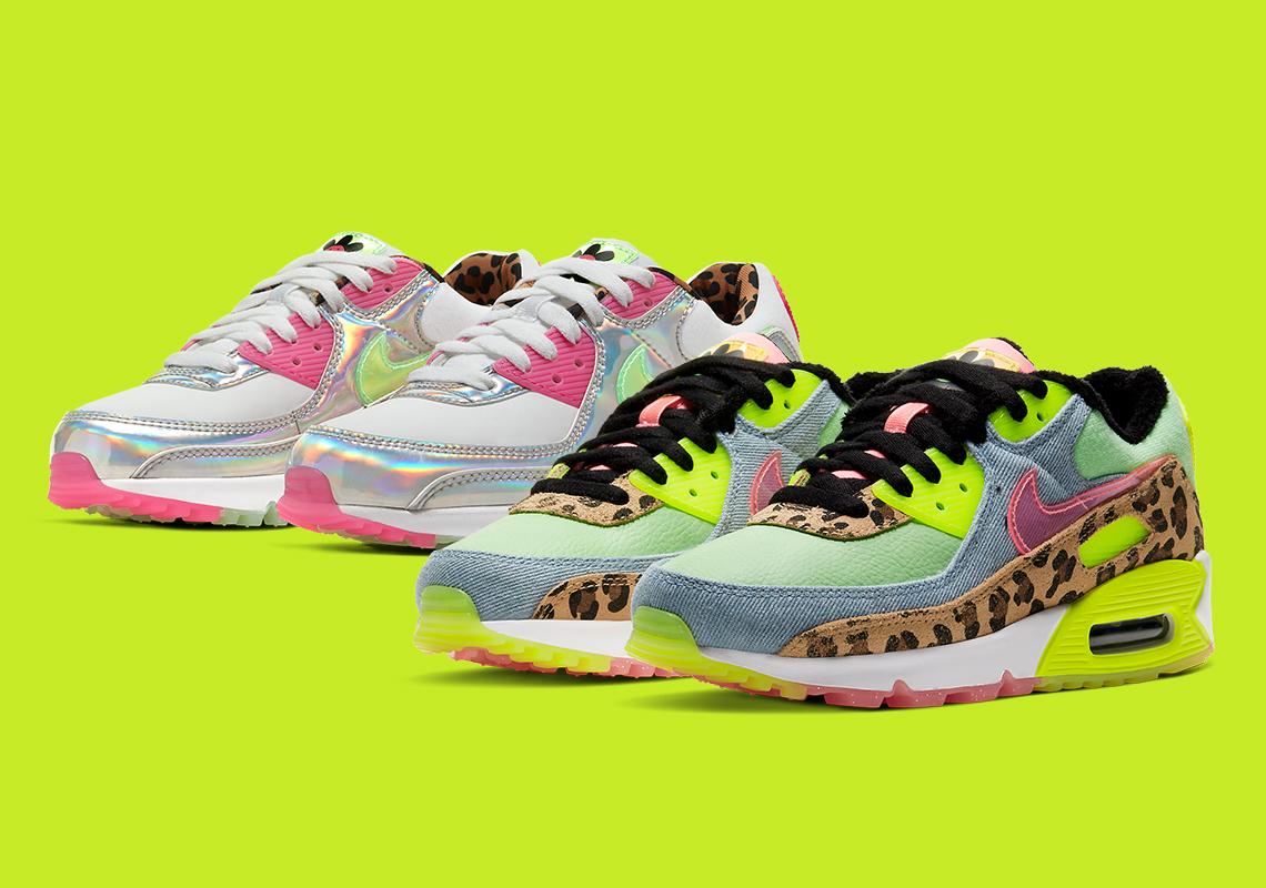 helt elegant fantastiskt urval Utgivningsdatum: Nike Air Max 90 LX CQ2559-100 CW3499-300 | SneakerNews.com