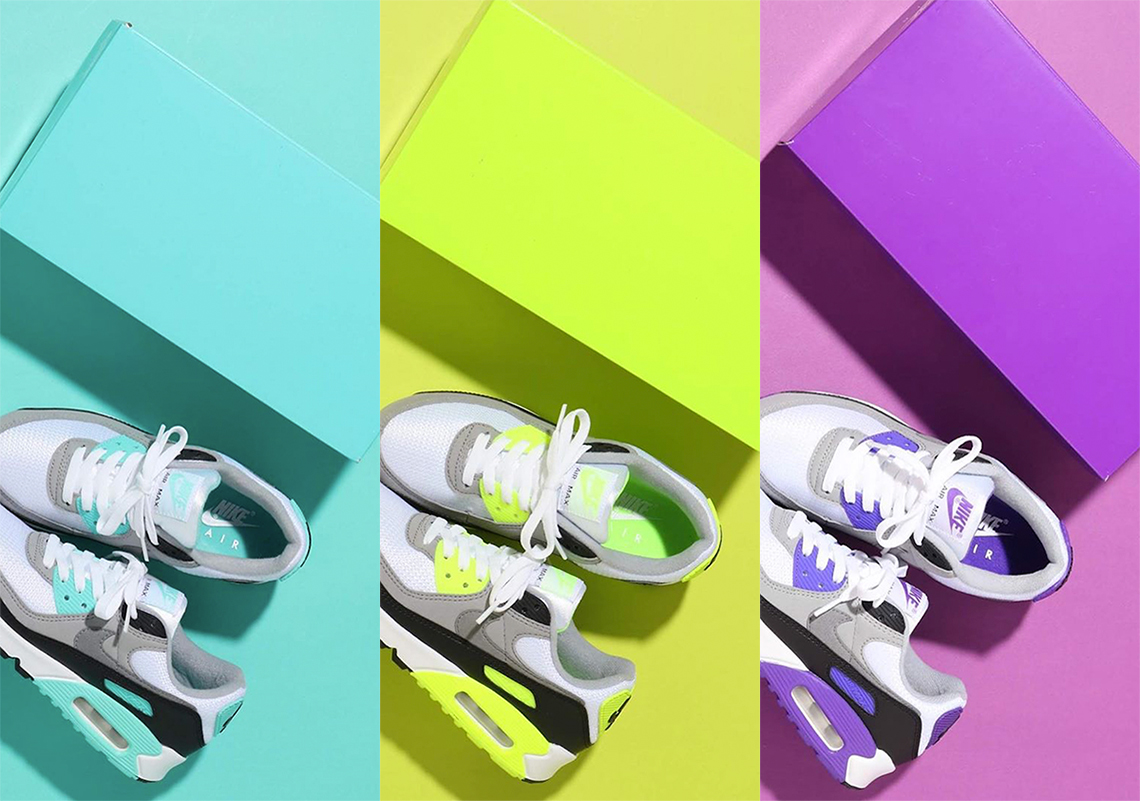 Nike Air Max 90 Official Store List |
