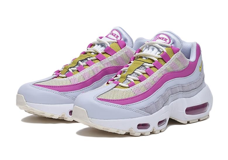 Flipboard: Nike Air Max 95 Women Grey Pink CI3710 001 |